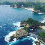 Rekreasi Pantai Di Malang Yang Mempunyai View Demikian Cantik